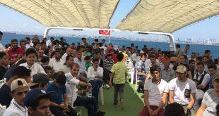 الجالية اليمنية في تركيا تحتفي بعيد الأضحى