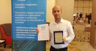 الدكتوراة للباحث أكرم المحمدي من كلية الهندسة جامعة UPM الماليزية