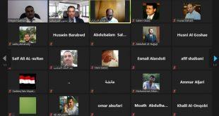"""""""اليمنيون"""" يحتفون بثورة 26 سبتمبر و14 أكتوبر ويدعون في ندوتهم إلى الاهتمام بأدب المقاومة والثورة اليمنية"""