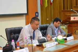 الدكتور فيصل علي رئيس مركز يمنيون للدراسات